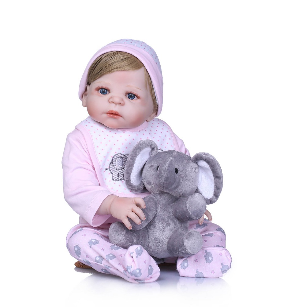 NPKCOLLECTION Full Silicone Reborn Dolls Playmate 23 Inch Realistic Baby Dolls For Sale Bebe Alive Reborn Toy Xmas Gifts For Boy npk hot sale reborn baby dolls realistic girl princess 23 inch baby dolls alive reborns toddler bebe washable toy for kids gifts