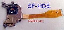 High Quality SF-HD8  HD8  Straight Line DVD Navigation Laser Lens Optical Pick-ups Bloc  DVD-M3.5 DVD-V4