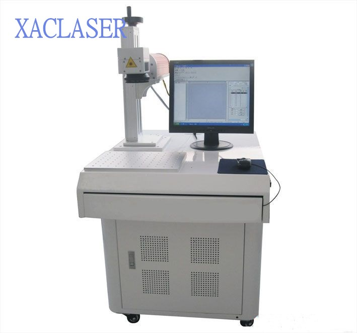 WuHan XAClaser 20W laser marking machine for Electronic Component materials