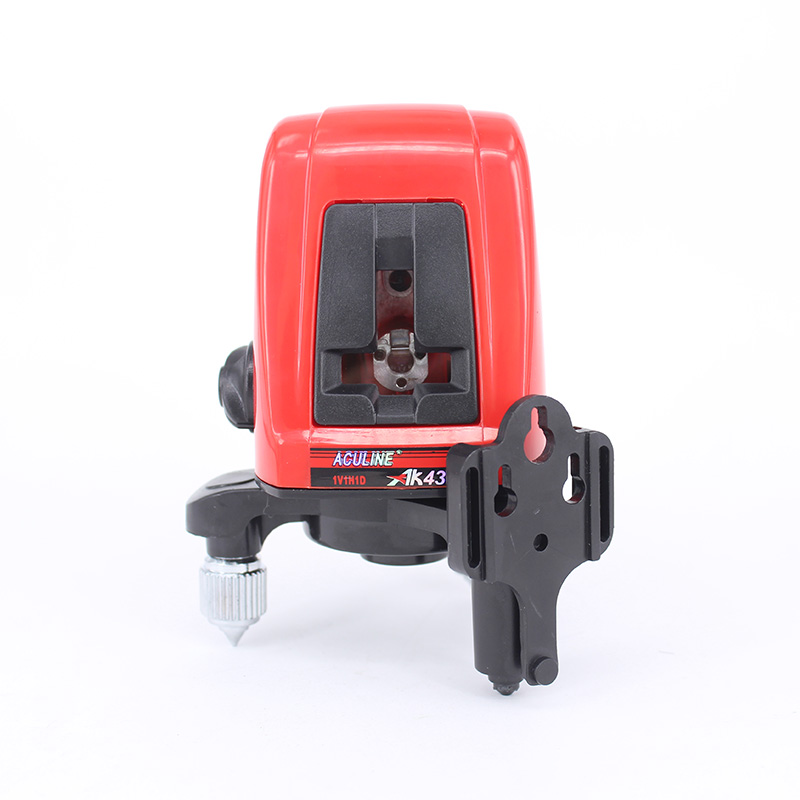 AcuAngle A8826D Laser Level 2 Red Cross Line 1 Point 360 Degree Rotary Self- leveling Nivel Laser Diagnostic tools AK435 1pcs ak435 360 degree self leveling cross laser level 2 line 1 point rotary horizontal vertical red laser levels cross laser