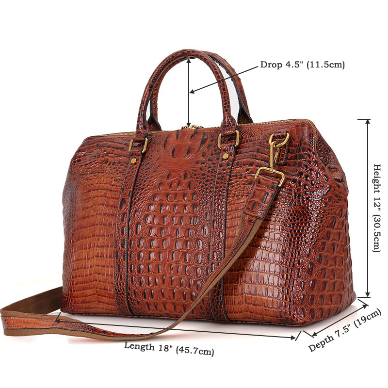 Augus Multifunction Big Capacity Travel Handbag Fashion And Classic Business Laptop Bag Shoulder Bag 6003B