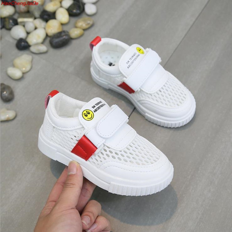 Children Shoes Light-Weight Kids Sneakers Girls Boys Breathable Spring/autumn Casual