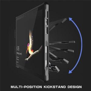Image 4 - Coque de protection pour Surface Pro 7 2019/Pro 6/Pro 5/4/Pro LTE, coque de béquille intégrale UB Pro, housse robuste, Compatible avec le clavier