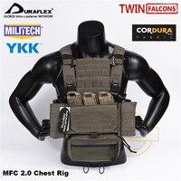 MILITECH TW MFC 2,0 RG комплект CQC RRV MOLLE Новый MK3 грудь Установка военный штурм тактический жилет полиция Body Armor охотничий жилет