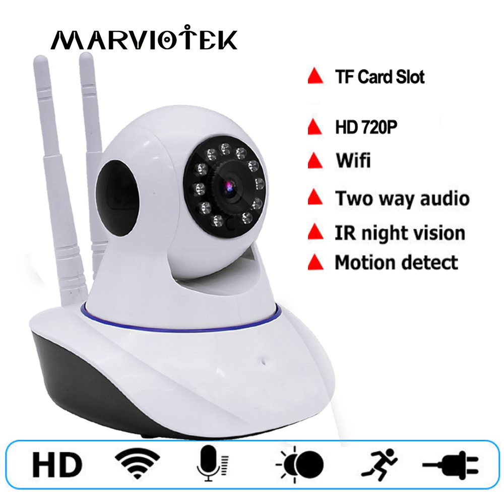 720P HD Home Security IP Camera Wifi Mini CCTV Camera Video Surveillance Camera Wireless Night Vision Baby Monitor 1080P IR P2P jcwhcam 720p ptz wifi ip camera wireless home security cctv surveillance camera p2p ir infrared two way audio baby monitor