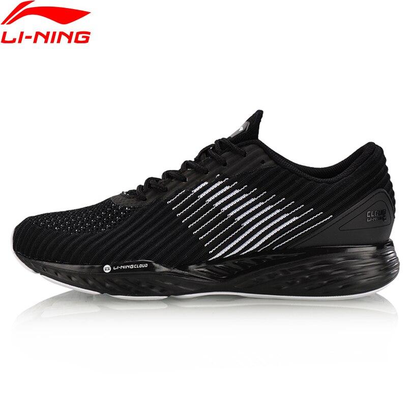 Li-Ning/Мужская обувь для бега с амортизацией LN CLOUD, дышащие кроссовки, спортивная обувь с подкладкой для фитнеса, ARHN009 XYP636