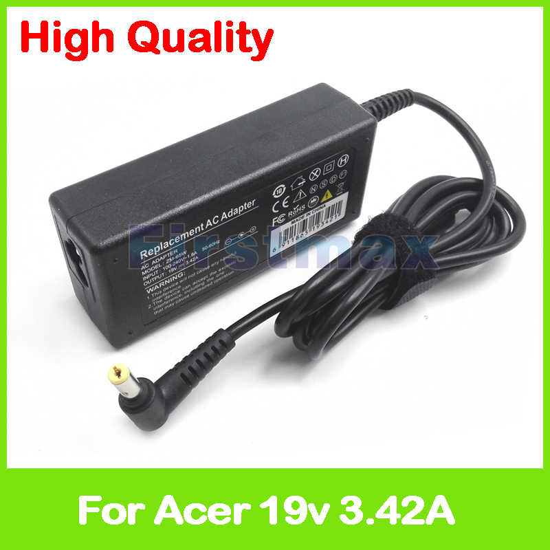 19 V 3.42A адаптер переменного тока PA-1650-02 25.10064.041 25.10068.501 25.10068.611 ADP-65JH для acer зарядное устройство для ноутбука Aspire V5 MS2360 MS2361