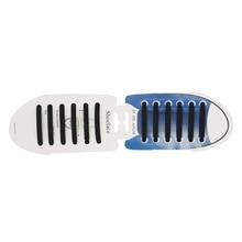 12Pcs/Set Laces Shoelaces Rubber
