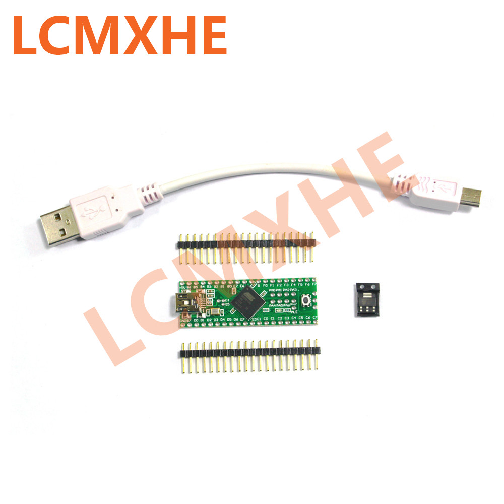 High Quality Teensy+ 2.0 USB AVR Develope Board 16MHz for Arduino ISP USB Cable