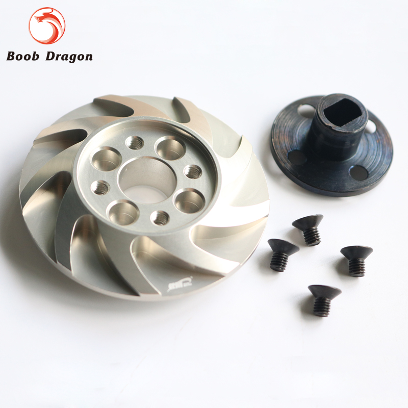 Alloy Spur Gear Adaptor Set for HPI Baja 5B 5T 5SC King Motor Rovan baja 95175 57t metal gear assembly 5b 5t 5sc hpi km rovan baja 5b 5t sc ss 30 5cc truck buggy steel spur gear 57t 17t set