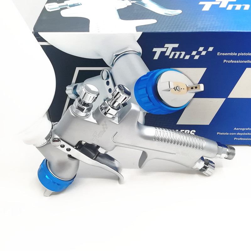 Surface paint spray gun 1 3mm high atomized automobile spray paint gun furniture paint spray gun