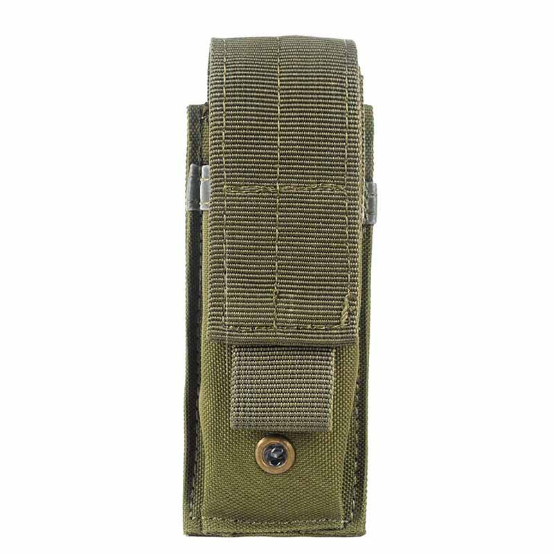4 Colors Tactical Molle Pouch Clutch Bag CQC Collet Outdoor Tactical Knives EDC Kit Pistol Multifunctional Carry  Bag