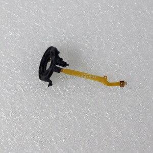 Image 2 - Peças de reparo genuínas originais do assy do diafragma da abertura para canon powershot s100 s100v s110 s200 pc1675 pc1819 câmera digital