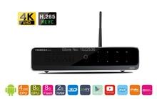 Himedia q10 iv/pro, 2 GB PAMIĘCI RAM, 16 GB Flash, Android TV Box, domu TV odtwarzacz Sieciowy, 3D 4 K UHD Set-Top Box, bezpłatny statku