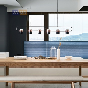 LED Postmodern Iron Acryl Rotated Gold LED Lamp LED Light.Pendant Lights.Pendant Lamp.Pendant light For Dinning Room