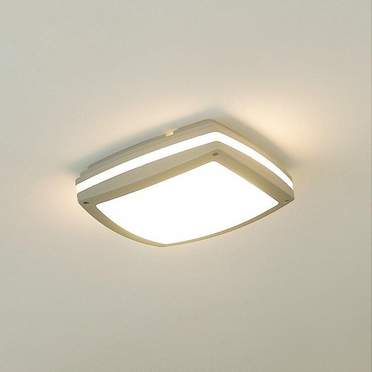 Waterproof Ceiling Light Square