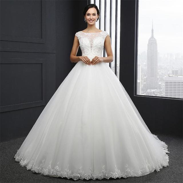 Model robe de mariage 2017