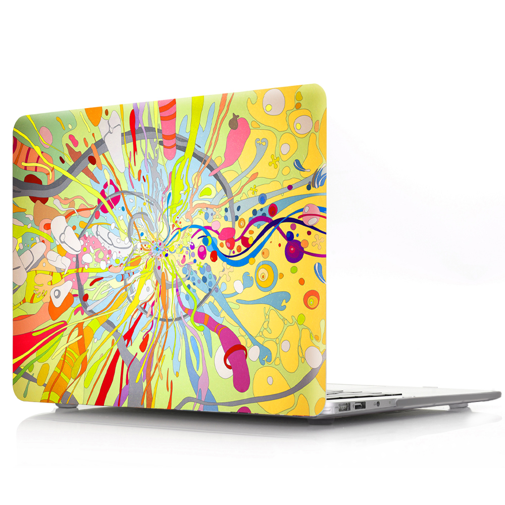 Hard Print Customized Case for MacBook 64