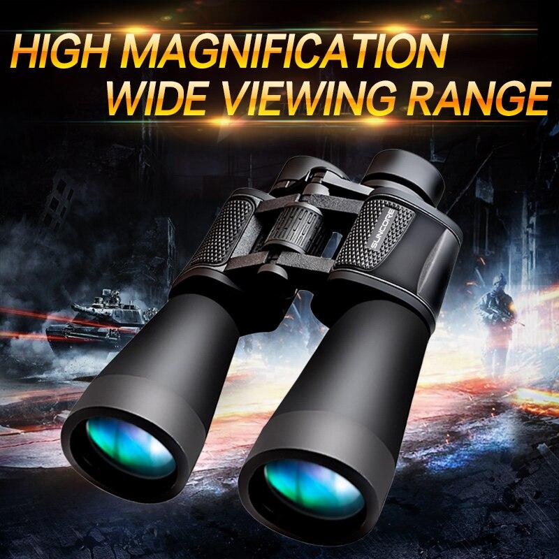 ФОТО SUNCORE BD 20X60 high quality Professional Waterproof binoculars with Wide Angle Vision Hunting