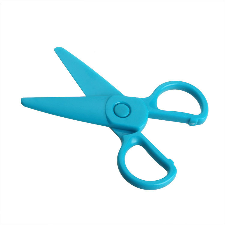 Printer Supplies For The Use Of School Office Children Scissors Max Color Safety Scissors