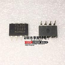 Send free 10PCS TIL300 TIL300A  DIP-8   New original hot selling electronic integrated circuits