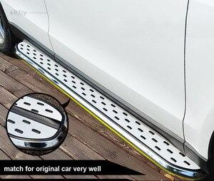 Image 2 - Nieuwe Collectie Nerf Bar Side Bar Voet Stappen Voet Board Voor Opel Grandland X, Dikker Aluminium, vervaardigen Door Beroemde Fabriek