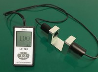 LH 220 Solar Power Meter Split Light Transmittance Tester Professional For Glass Solar Film PVC Light