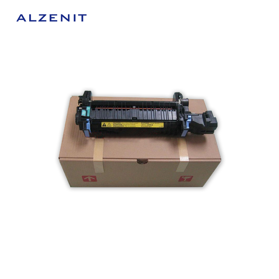 ALZENIT For HP M551 M575 M570 551 575 570 Original Used Fuser Unit Assembly RM1-4955 RM1-4995 220V Printer Parts On Sale fuser unit fixing unit fuser assembly for hp 1010 1012 1015 rm1 0649 000cn rm1 0660 000cn rm1 0661 000cn 110 rm1 0661 040cn 220v
