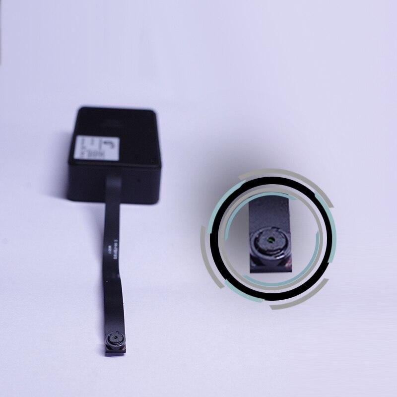 Zetta mini cámara con lente de largo puede mantener la grabación 10 horas Motion detección