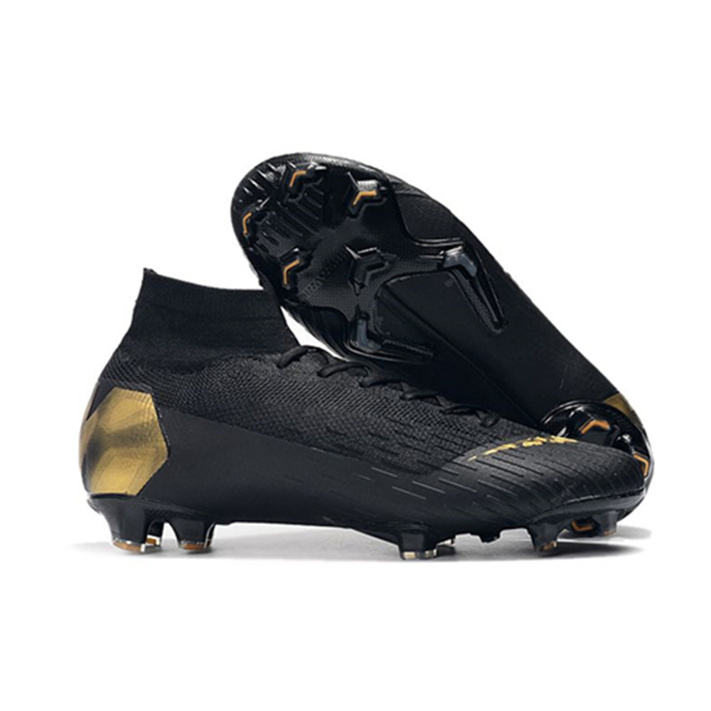 a8dbb35e5 19 Colors Superfly VI 360 Elite FG Soccer Shoes Cleats Mens High Ankle  Football Boots
