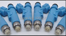 6 # véritable 540cc injecteur de carburant 23250-74200 pour Toyota SXE10 IS200 RS200, Celica MR2 ST205 3SGE 3SGTE SW20(China)