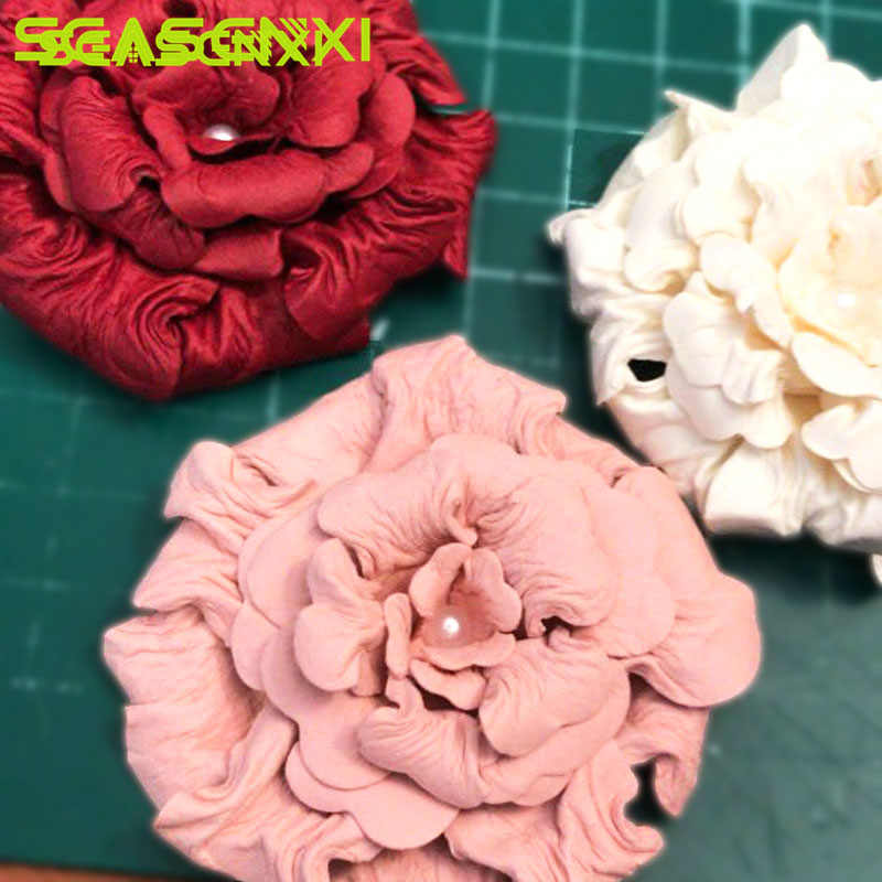 Flower Leaves Metal Cutting Dies DIY Stencils For DIY Scrapbooking Photo Album Embossing Paper Cards Making Decorative Crafts