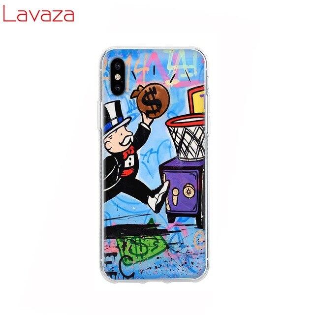 Lavaza Graffiti d cor picsou Mc canard coque de t l phone rigide pour Apple iPhone 640x640