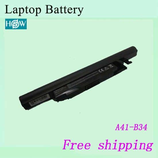 Cho Medion Akoya S4209 S4211 S4213 S4214 S4215 S4216 S4217 S4611 S4613 pin máy tính xách tay A41-B34 A32-B34 10.8 v 4400 mah