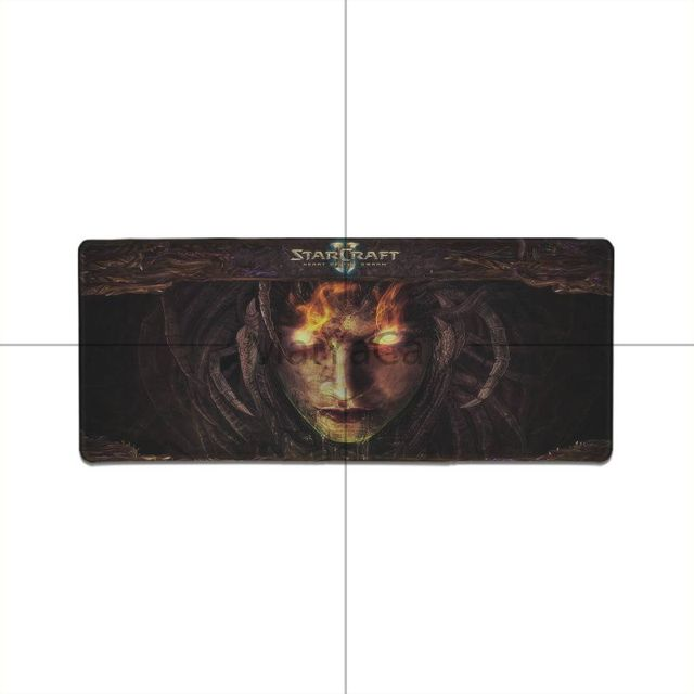 MaiYaCa Boy Gift Pad Starcraft heart of the swarm Durable Desktop Mousepad anime dota2 Soft Rubber Professional Gaming Mouse Pad 5