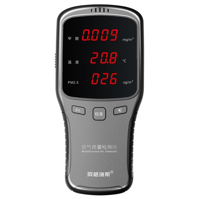 6 viename WP6910 PM1.0 PM2.5 PM10 matuoklis HCHO matuoklio oro - Matavimo prietaisai - Nuotrauka 3