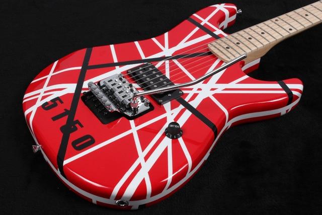 Kram EVH 5150 Electric Guitar Eddie Van Halen Free Shipping