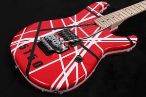 ec65d6eddab Kram EVH 5150 electric guitar Eddie Van Halen guitar