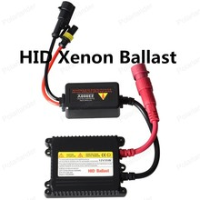 Polarlander 2pcs Free Shipping Black 35W AC HID Ballast Slim Ballast Quick Start for XENON Conversion Kit