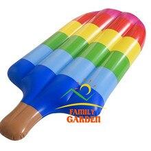 Надувной матрац в форме фруктового льда водная игрушка плавучий мороженое гигантский для леденца бассейн поплавок