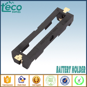 Image 3 - 5Pcs/lot High Quality 18650 Battery Holder With Bronze Pins SMT one cell 18650 SMD TBH 18650 1C SMT