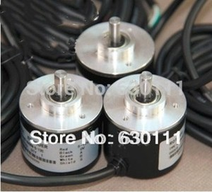 Image 1 - Encodeur rotatif optique incrémental 400 impulsion nouveau et Original