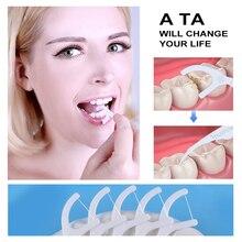 50 шт./кор. нейлоновая проволока зубочистки зубная нить межзубная зубная нить палочка для чистки зубов пластиковая зубочистки уход за полостью рта