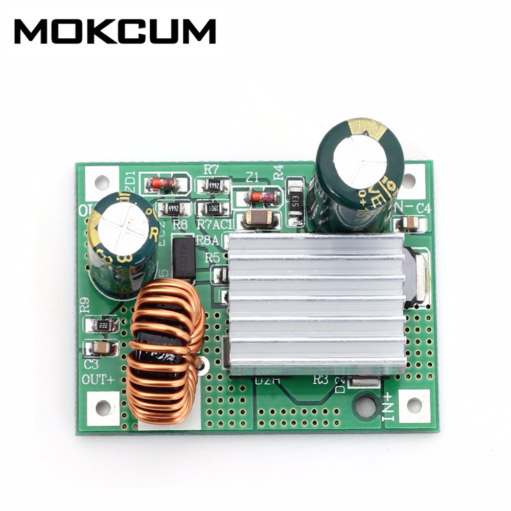 DC Step Down Module Power Supply Buck Converter Non-isolated Stabilizer 24V 36V 48V 72V 84V 120V to <font><b>12V</b></font> <font><b>3A</b></font> Power <font><b>Adapter</b></font> Module image