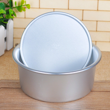 1Pc Round 7 Inch Food Grade Aluminum Alloy Mold Thicken Cake Tools Baking Dish Mould Pan Pattern Bakeware Tool