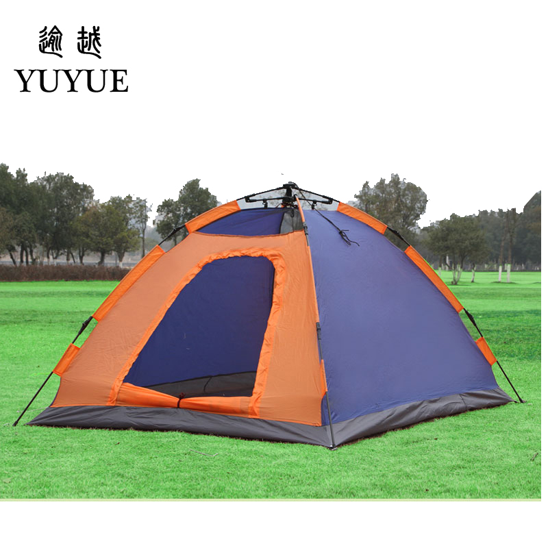 2 person quick automatic opening tent UV protection tourist car tent gazebo for hiking fishing pop up tent for camping 1