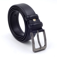 Mantieqingway Formal Belt For Men Designer Waist Belts High Quality Cowskin Pin Buckle Vintage Style Male