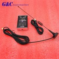 Ham Radio Receiver 100KHz 1 7GHz Full Band UV HF RTL SDR USB Tuner Receiver R820T