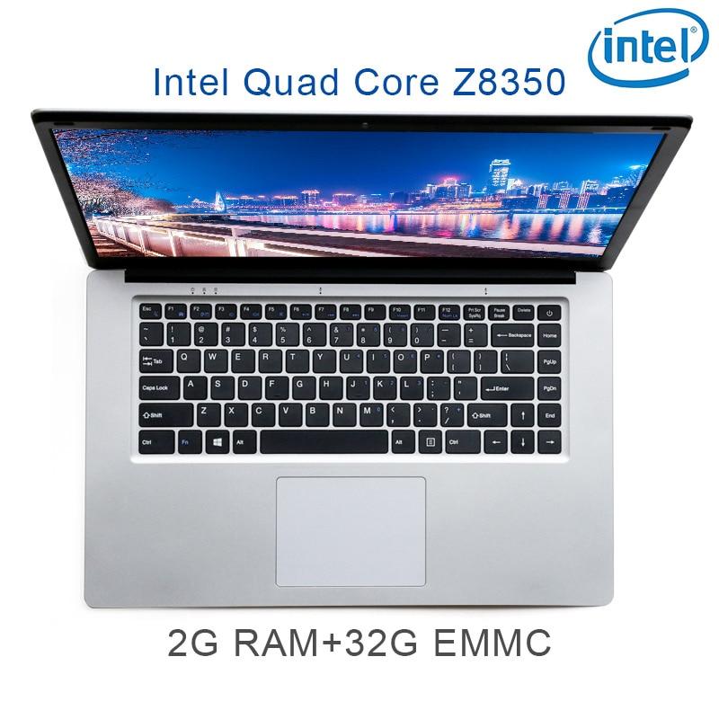 P2-01 prata Z8350 2G 32G EMMC RAM Intel Atom 15.6