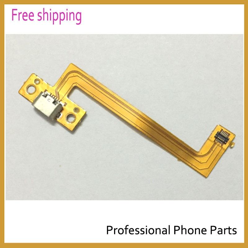 Original Micro USB Charge Port DC Power Jack Ribbon Flex Cable For Kobo Arc K107 7